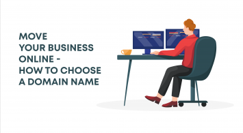 Move your business from offline to online – How to choose a Domain name